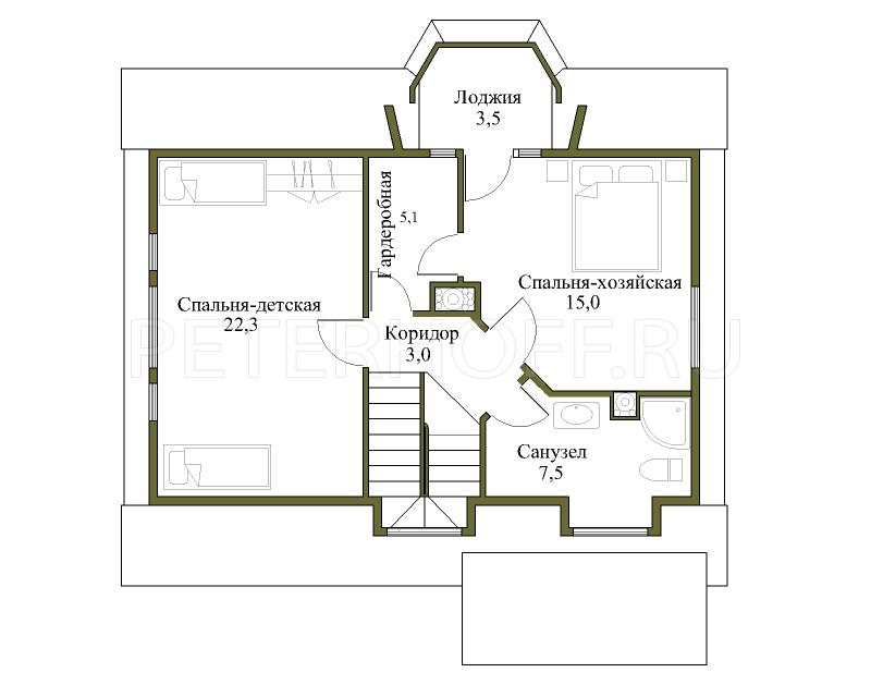 Фото отделки домов сайдингом: варианты домов из сайдинга ...